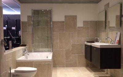 Gerenoveerde badkamer